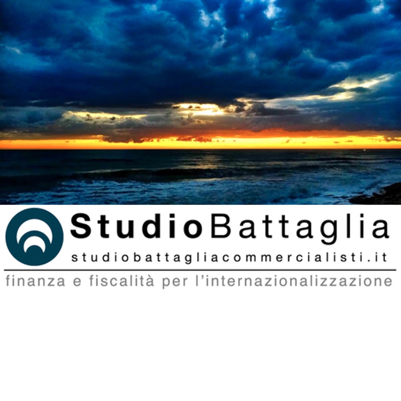 STUDIO BATTAGLIA COMMERCIALISTI. Finanza e fiscalità per l'internazionalizzazione